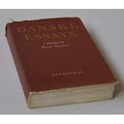 Danske Essays. I udvalg ved Werner Svendsen