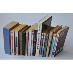 Fransk sproget litteratur - Livres Français