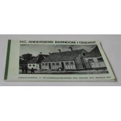 H.C. Andersens barndom i Odense