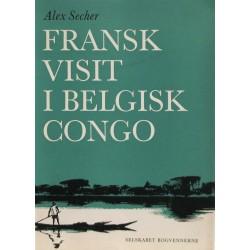 Fransk visit i Belgisk Congo
