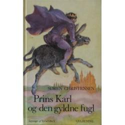 Prins Karl og den gyldne fugl. Tegninger af Svend Otto S.