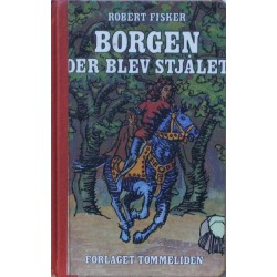 Borgen der blev stjålet. Illustreret af Per Eskildsen.