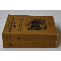 Dagbladskonkurrencen 1870-1970 – Bind I+II