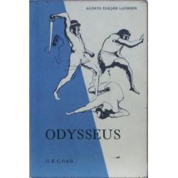 Odysseus. Illustreret af Eiler Krag.