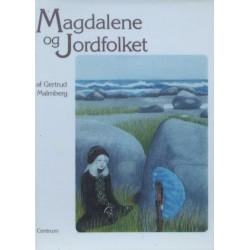 Magdalene og Jordfolket. Illustrationer af Kerstin Kleberg.
