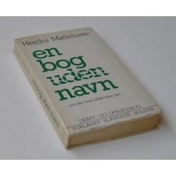 En bog uden navn - om det man ikke taler om