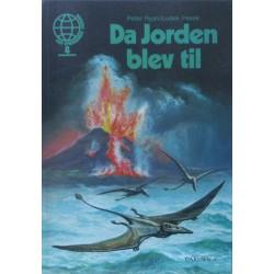 Da Jorden blev til. Tegninger af Ludek Pesek.