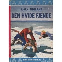Den hvide fjende – Fortælling fra Island