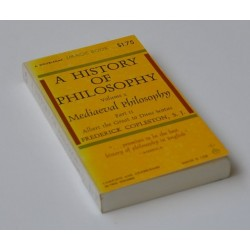 A History of Philosophy – Vol 2