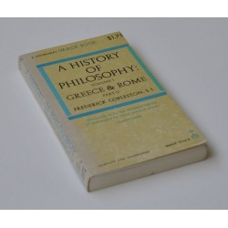 A History of Philosophy – Vol 1