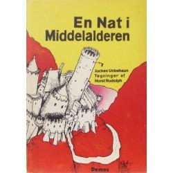En Nat i Middelalderen. Tegninger af Horst Rudolph.