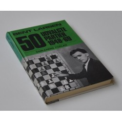 50 udvalgte partier 1948-69 af Bent Larsen