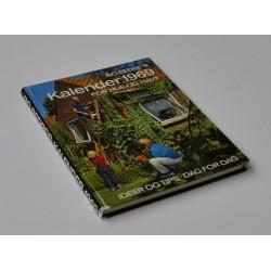 Bo Bedre's Kalender 1969 for hus og have