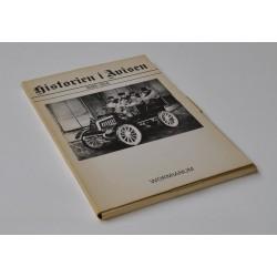 Historien i Avisen 1899-1914
