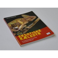 Eksotiske kæledyr - En praktisk guide til pasning