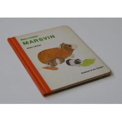 Børn holder marsvin
