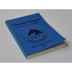 Ridemærkebogen - Lærebog og selvstudium