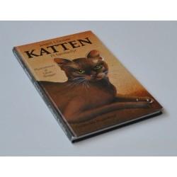 Katten - Et familiedyr - Illustrationer af Lilian Brøgger