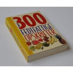 300 fedtfattige opskrifter
