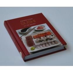 Favoritter Sushi - over 100 opskrifter