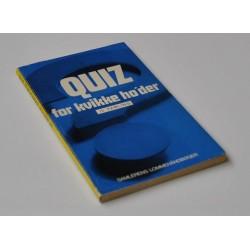 Quiz for kvikke ho'der - 12. samling