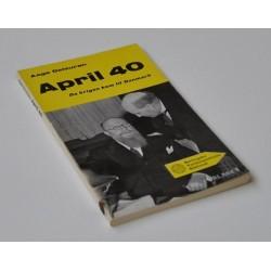 April 40 - Da krigen kom til Danmark