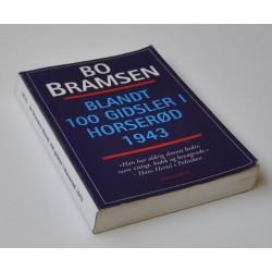 Blandt 100 gidsler i Horserød 1943