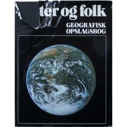 Stater og folk – Geografisk opslagsbog