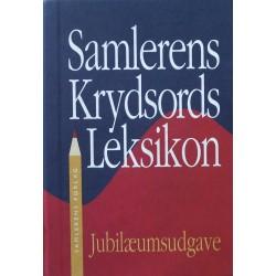 Samlerens Krydsords Leksikon. Jubilæumsudgave.