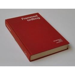 Fremmedordbog – Gyldendals Røde Ordbøger