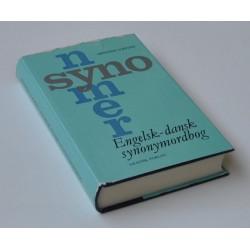 Engelsk-dansk synonymordbog
