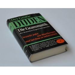 Duden 4 - Grammatik