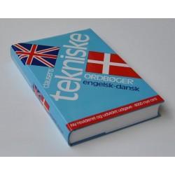 Clausens Tekniske Ordbøger - Engelsk-Dansk