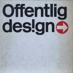 Offentlig design