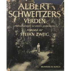Albert Schweitzers verden. Fotograferet af Erica Anderson.