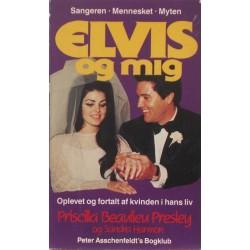 Elvis og mig – oplevet og fortalt af kvinden i hans liv