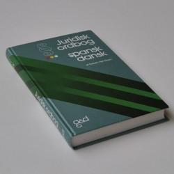 Juridisk ordbog spansk-dansk