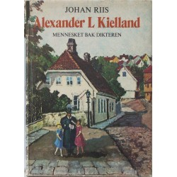 Alexander L. Kielland – Mennesket bak dikteren