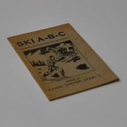 Ski A-B-C  - Skienes behandling og skiteknik