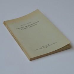 Apoteket og Farmaceuten i dansk litteratur