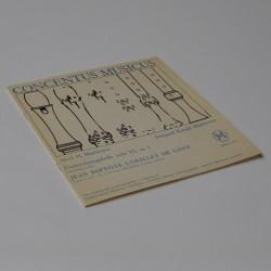 Concentus Musicus – Undervisninghefte serie VI, nr. 1