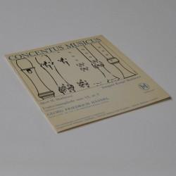 Concentus Musicus – Undervisninghefte serie VI, nr. 2