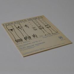 Concentus Musicus – Undervisninghefte serie VI, nr. 3