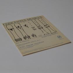 Concentus Musicus – Undervisninghefte serie VI, nr. 4