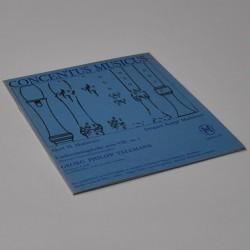 Concentus Musicus – Undervisninghefte serie VII, nr. 1