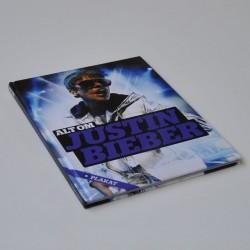 Alt om Justin Bieber - Incl. plakat