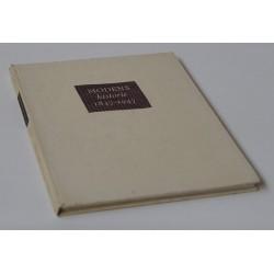 Omrids af Modens historie 1847-1947 – Set fra eet Københavnsk modehus