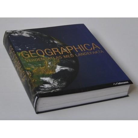 Geographica. Verdensatlas med landefakta