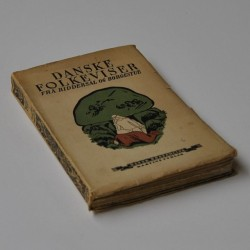 Danske folkeviser – Fra Riddersal og Borgestue