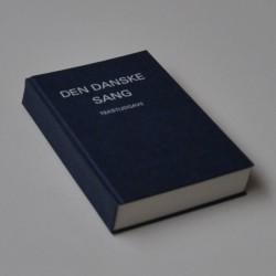 Den danske sang – Tekstudgave (blå)